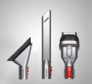 Accessoires fournis avec Dyson Cyclone V10 Absolute