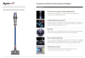 Dyson V11 Absolute Extra Pro n4