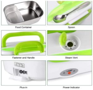 Accessoires du Lunch box Homeasy
