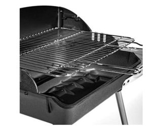 Barbecue charbon de bois Exel Duo Grill