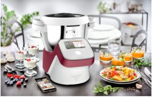 Robots comme Thermomix Moulinex I-Companion Touch XL HF934